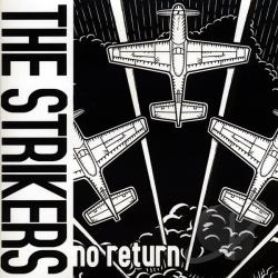 Strikers - No Return CD Cover Art