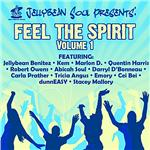 Jellybean Soul Presents: Feel the Spirit, Vol. 1 DB Cover Art