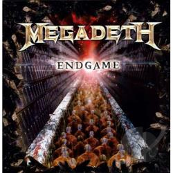 Megadeth - Endgame LP Cover Art