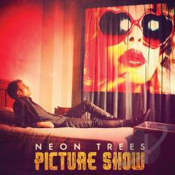 Neon Trees - Picture Show LP Cover Art