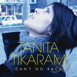 Tikaram, Tanita - Can't Go Back CD Cover Art