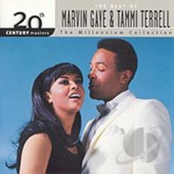 Gaye, Marvin / Terrell, Tammi - 20th Century Masters - The Millennium Collection: The Best of Marvin Gaye & Tammi Terre CD Cover Art
