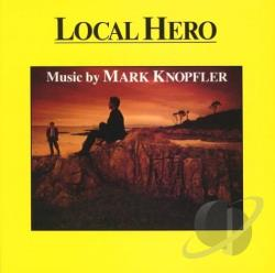 Knopfler, Mark - Local Hero CD Cover Art
