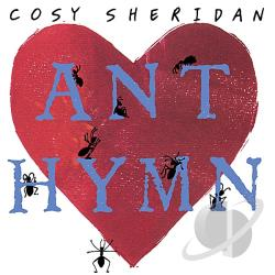 Sheridan, Cosy - Anthymn CD Cover Art