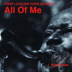Davis, Eddie Lockjaw - All of Me CD Cover Art