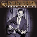 Atkins, Chet - Rca Country Legends CD Cover Art