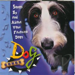 Dog Songs CD Cover Art