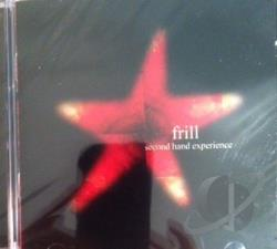 Frill - Second Hand Experience CD Cover Art