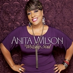 Anita Wilson - Worship Soul CD Cover Art