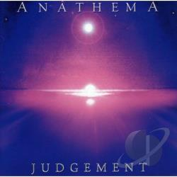 Anathema - Judgement CD Cover Art