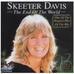 Davis, Skeeter - End of the World CD Cover Art