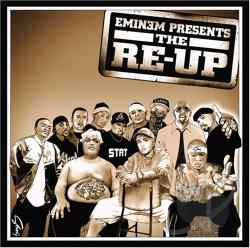 Eminem - Eminem Presents: The Re-Up CD Cover Art