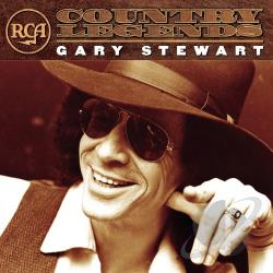 Stewart, Gary - RCA Country Legends CD Cover Art