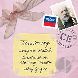 Gergiev / Orchestra Mariinsky Theatre - Tchaikovsky: The Ballets CD Cover Art