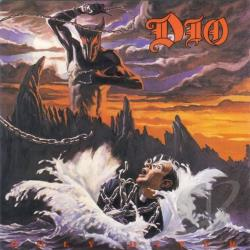 Dio - Holy Diver CD Cover Art