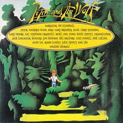 Lancaster, Jack - Peter And The Wolf CD Cover Art