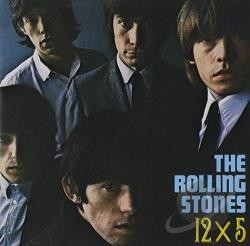 Rolling Stones - 12 X 5 CD Cover Art