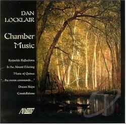 Locklair / Ritchie / Rometo - Dan Locklair: Chamber Music CD Cover Art