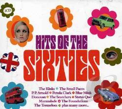 Hits Of The Sixties CD Cover Art