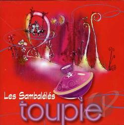 Sambaleles, Les - Toupie CD Cover Art