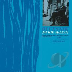 McLean, Jackie - Bluesnik CD Cover Art