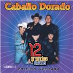 Caballo Dorado - 12 Grandes Exitos Vol. 2 DB Cover Art