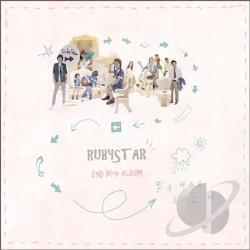Rubystar - Cloudy with Chance of Rain Sometimes CD Cover Art