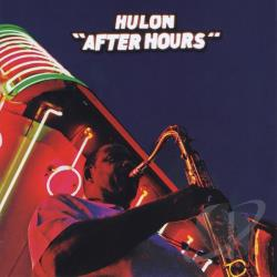 Hulon - After Hours CD Cover Art