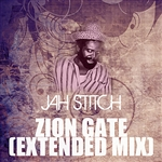Jah Stitch - Zion Gate (Extended Mix) DB Cover Art