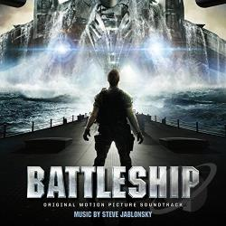 Battleship CD Cover Art