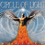 Circle of Light - Rebirth CD Cover Art