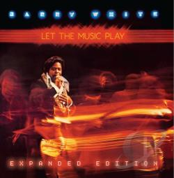 White, Barry - Let The Music Play CD Cover Art