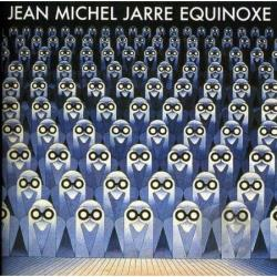 Jarre Jean Michel - Equinoxe CD Cover Art