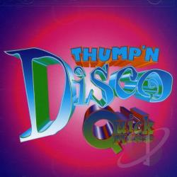 Thump'n Disco Quick Mixx, Vol. 1 CD Cover Art