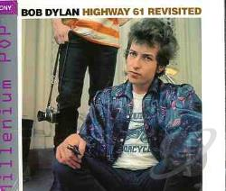 Dylan, Bob - Highway 61 Revisited CD Cover Art