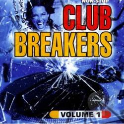 Club Breakers, Vol. 1 CD Cover Art