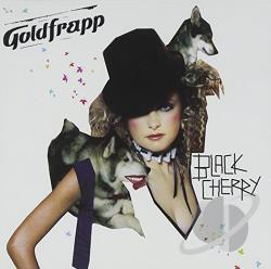 Goldfrapp - Black Cherry CD Cover Art