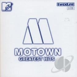 Motown Greatest Hits CD Cover Art