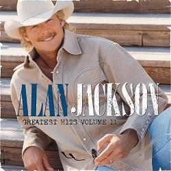 Jackson, Alan - Greatest Hits, Vol. 2 CD Cover Art