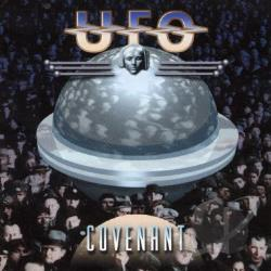 U.F.O. - Covenant CD Cover Art