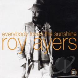 Ayers, Roy - Everybody Loves the Sunshine CD Cover Art