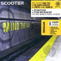 Scooter - Mind the Gap CD Cover Art