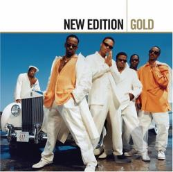 New Edition - Gold CD Cover Art