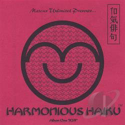 Christian, Marcus James - Harmonious Haiku Album One Ichi CD Cover Art