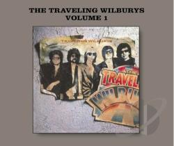 Traveling Wilburys - Traveling Wilburys, Vol. 1 CD Cover Art