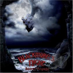 Blackmore's Night - Secret Voyage CD Cover Art