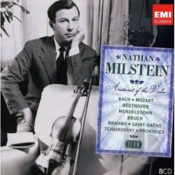 Milstein, Nathan - Nathan Milstein: Aristocrat of the Violin CD Cover Art