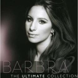 Streisand, Barbra - Ultimate Collection CD Cover Art