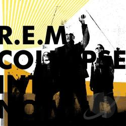R.E.M. - Collapse into Now CD Cover Art