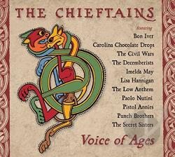 Chieftains - Voice of Ages CD Cover Art